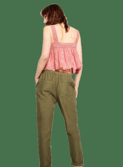 Zara PEG LEG TROUSERS