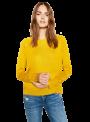 Zara SWEATER WITH SIDE SLITS