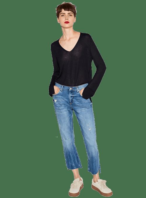 Zara V-NECK SWEATER